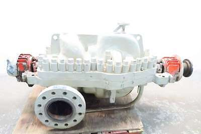 Sulzer Msdd 4X8X10.5 5-Stage Multi-Stage Boiler Feed Pump 1000Gpm D540984