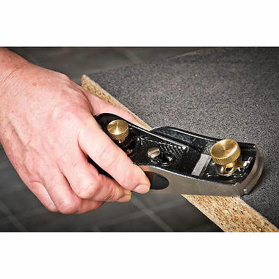 Block Plane Quality Precision Smoothing Wood Plane - Grain, Fine Finish