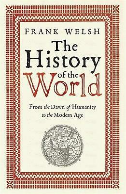 History of the World by Frank Welsh Paperback Book (English)