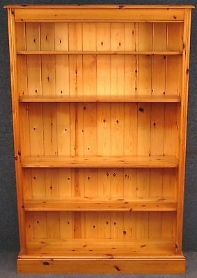 Goldpine Of Sussex LTD Solid Pine Bookcase / Bookshelves