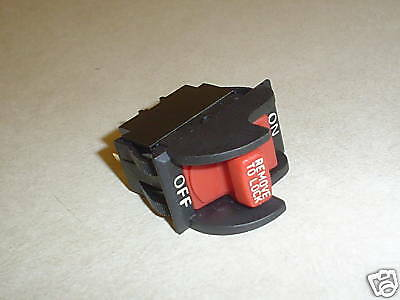 "Delta switch for 22-540 12"" planer"