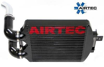 Airtec Ford Fiesta Mk7 1.0 Ecoboost Stage 2 Front Mount Intercooler Upgrade FMIC