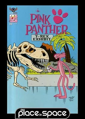 Pink Panther (Amp) #3B - Classic Pink Cover (Wk34)