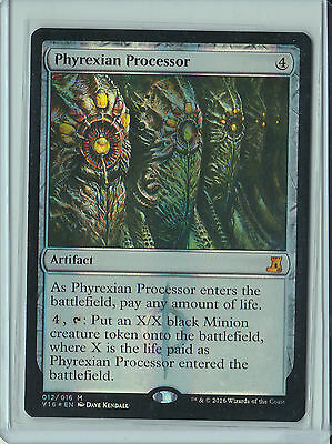 Magic The Gathering From The Vault Lore Phyrexian Processor FOIL x1
