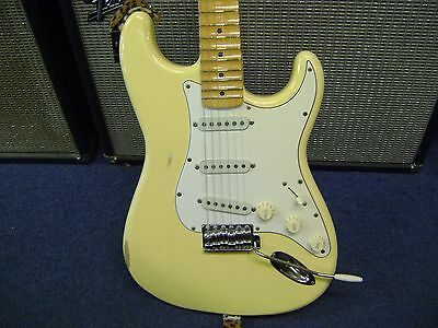 FENDER JAPAN STRATOCASTER 1990 Yngwie Style  ELECTRIC GUITAR