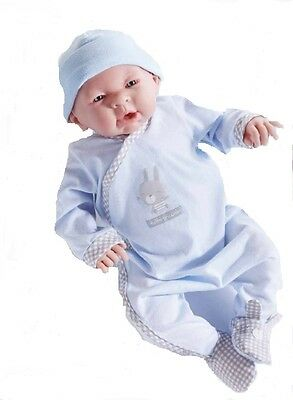 """New Berenguer Special Edition Emilio ~ Signed by Salvador Berenguer ~ 20 """" Doll"""