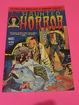 2015 Haunted Horror #13 & #14 The Chilling Archives Of Horror Comics !