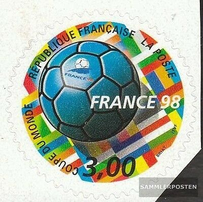 France 3279 (complete issue) unmounted mint / never hinged 1998 Football