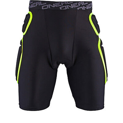 Oneal Trail Protective Off Road MX ATV Dirt Motorbike Vented Lower Armour Shorts