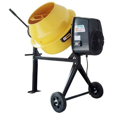 Pro-Series 4 Cubic Foot Electric Cement Mixer CME35