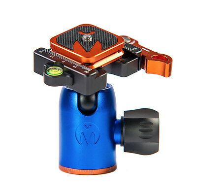 3 Legged Thing AirHed Switch. Equinox Pro Ball Head incl Arca Swiss Tripod Plate