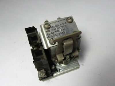 Cutler-Hammer Control 9575H2211A Contactor 10Amps 600V ! WOW !