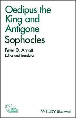Oedipus the King and Antigone by Sophocles (English) Paperback Book