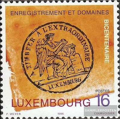 Luxembourg 1403 (complete issue) unmounted mint / never hinged 1996 domain manag