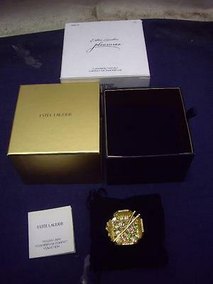 Estee Lauder 2009 Chinese Takeout Perfume Compact Full