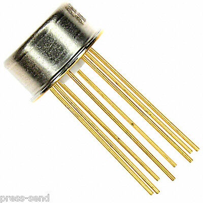 Analog Devices: Op Amps; Comparators; Voltage Followers; Temp Sensors - NEW