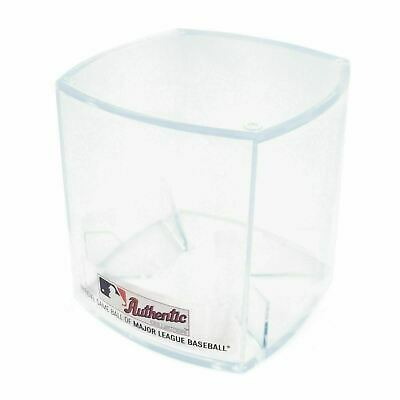 (12) Rawlings Baseball UV Acrylic Display Cube - 1 Dozen