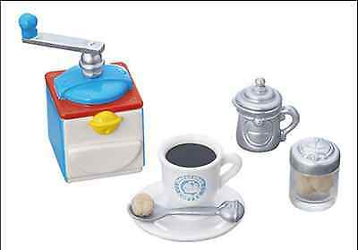 Miniatures Welcome to Doraemon cafe Set No.1 , 1 pc Only - Re-ment