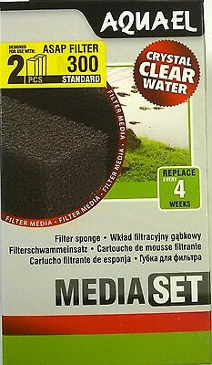 Aquael Asap 300 Aquarium Filter Sponge Standard  5905546198196