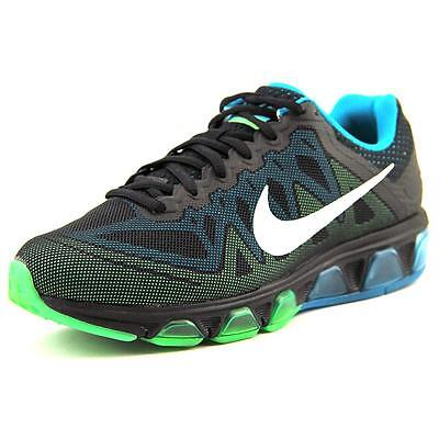 Nike Air Max Tailwind 7 Men  Round Toe Synthetic Black Running Shoe