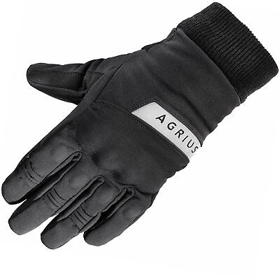 Agrius Ajax Waterproof Motorcycle Gloves Motorbike Hard Knuckle Bike Glove