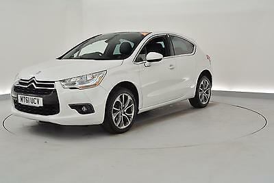 2012 CITROEN DS4 1.6 HDi DStyle 5dr