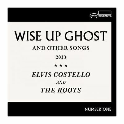 Elvis Costello And The Roots - Wise Up Ghost - CD Album NEW