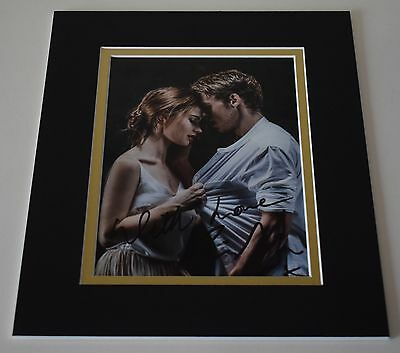 Lily James Signed Autograph 10x8 photo display Romeo & Juliet Film AFTAL & COA