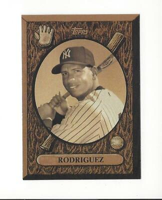 2008 Topps Trading Card History #TCH6 Alex Rodriguez Yankees