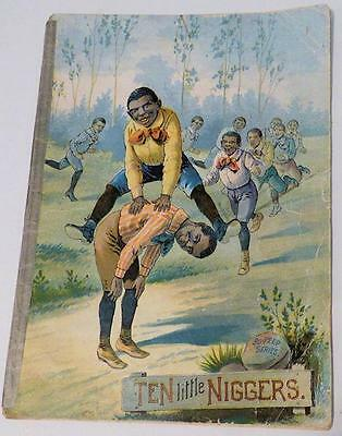 Classic Nursery Rhyme with eBay Restricted Title  - 1900