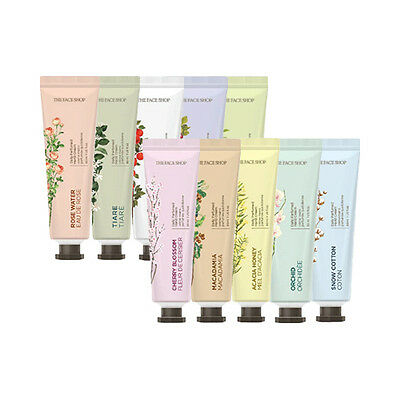 THE FACE SHOP Daily Perfumed Hand Cream - 30ml (New)