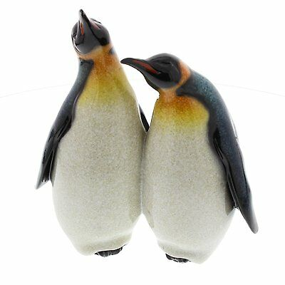 Natural World Collection Two Pair of Penguins for Art Decoration