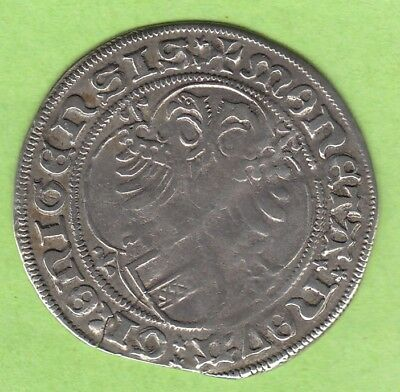 Groningen Jager dated 1498 very fine extremely scarce nsw-leipzig