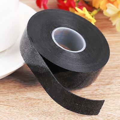 Self Adhesive Flexible Rubber Magnetic Tape Magnet Electrical Wire Hose Tape 4m