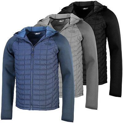 The North Face Men Upholder Thermoball Hybrid Funktions Jacke Herren Outdoor
