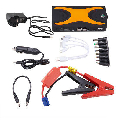 79800mAh Car Jump Starter Charger Booster Power Bank Battery with Led SOS Light