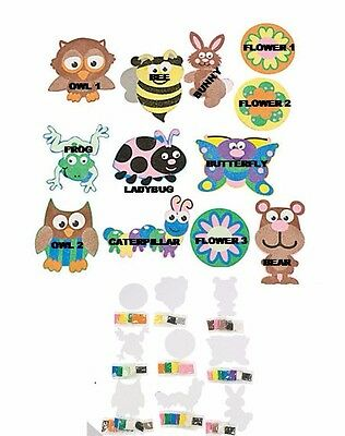 Small Sand Kit With Magnet - Various Designs / Shapes - New