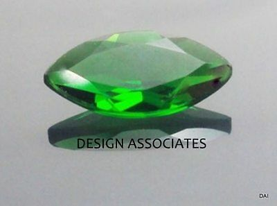 Russian Green Chrome Diopside Marquise Cut 4X2 MM