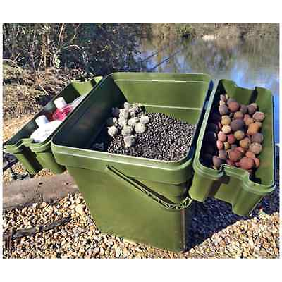 RidgeMonkey Carp Fishing NEW Modular Bucket System