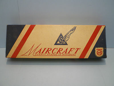 FOKKER D8 aircraft by Maircraft  kit# S22 1940s solid wood kit