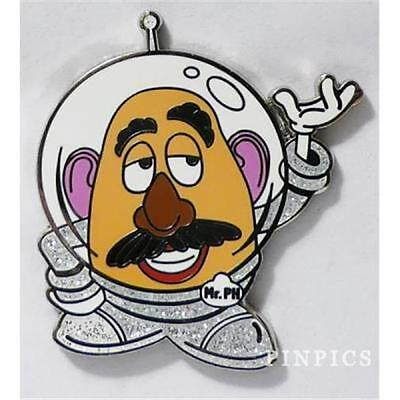 MR. POTATO HEAD MYSTERY COLLECTION- SPACESUIT PIN Disney 117400