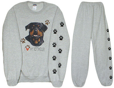 ROTTWEILER sweat shirt and sweat pants  S, M, L, XL