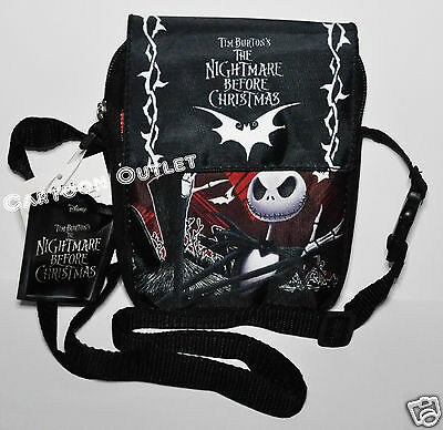 Nightmare Before Christmas Purse Bag Crossbody Fanny Bag Shoulder Tote Jack Nwt