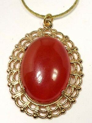 18thC Antique 22ct France Carnelian Ancient Rome Persia Greece Celt Favorite Gem