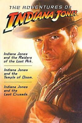 The Adventures of Indiana Jones by Campbell Black (English) Paperback Book Free