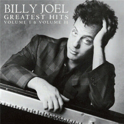 Billy Joel : Greatest Hits - Volume I & II CD 2 discs (2011) Fast and FREE P & P