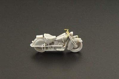 Hauler Models 1/87 1940 INDIAN POLICE CHIEF 2-CYLINDER MOTORCYCLE