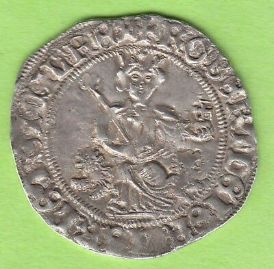 nsw-leipzig Naples Robert d´Anjou 1309-1343 Gigliato almost uncirculated