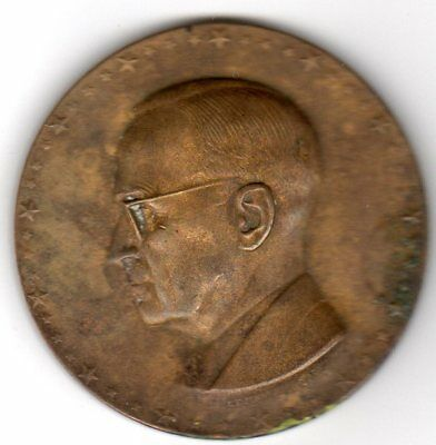 1949 Harry Truman Official Inaugural Medal