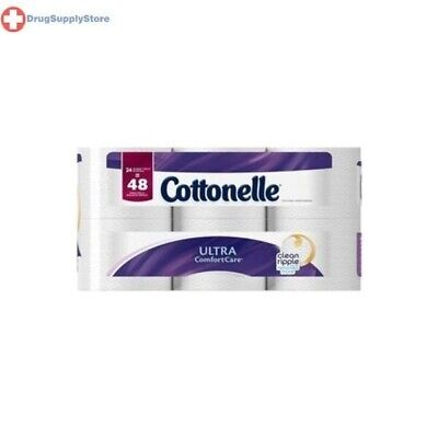 Cottonelle Ultra Comfort Double 12x4pk